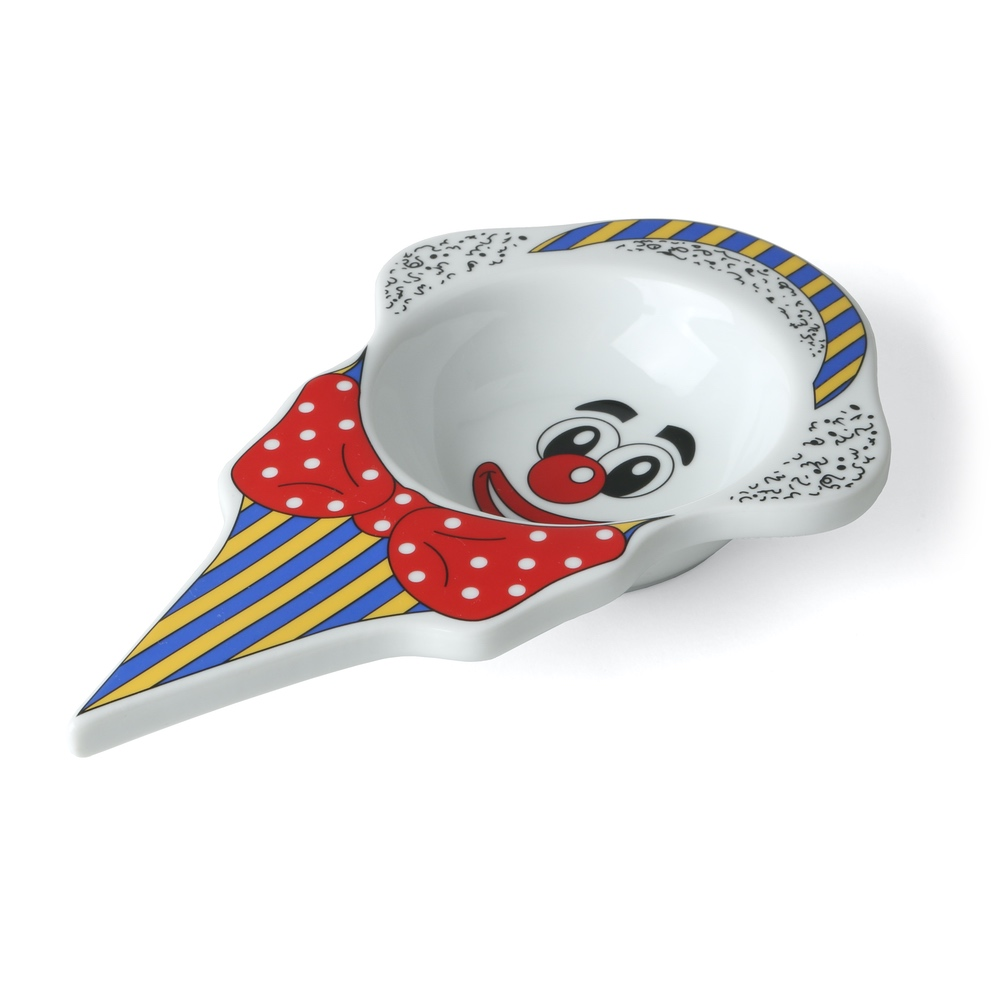 """Porzellan Eis- und Dessertschale 24 cm / 0,15 l """"Clown"""""""