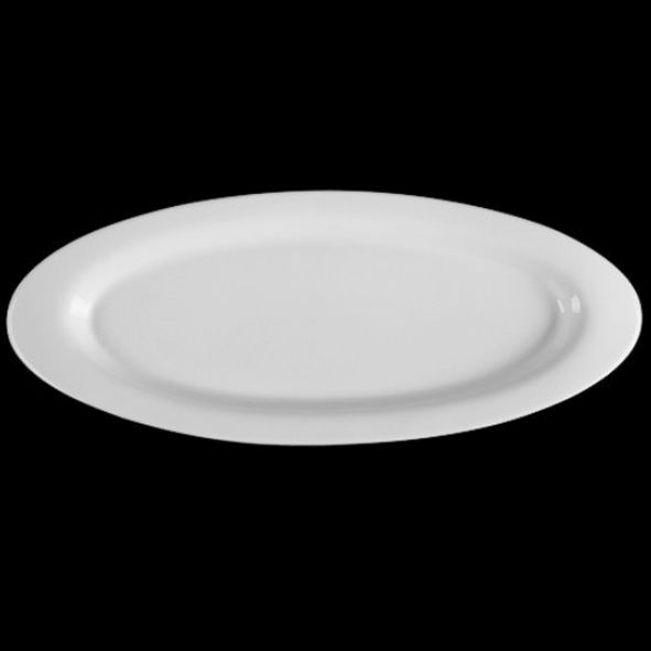 Fish plate, oval 48 cm, Vital Level
