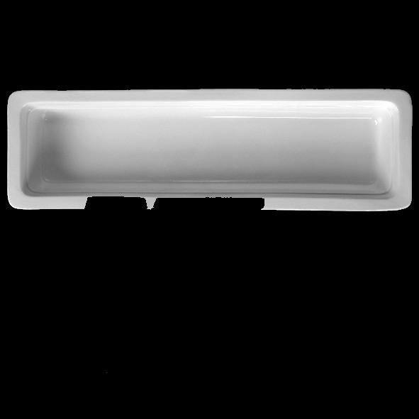 Gastronorm GN-Schale 65 mm GN 2/4