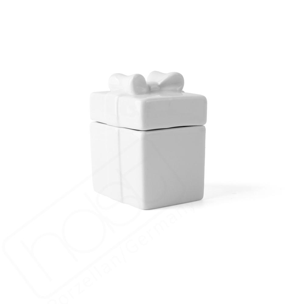 """Geschenkdose  7 x 6 cm """"Mini-Päckchen"""