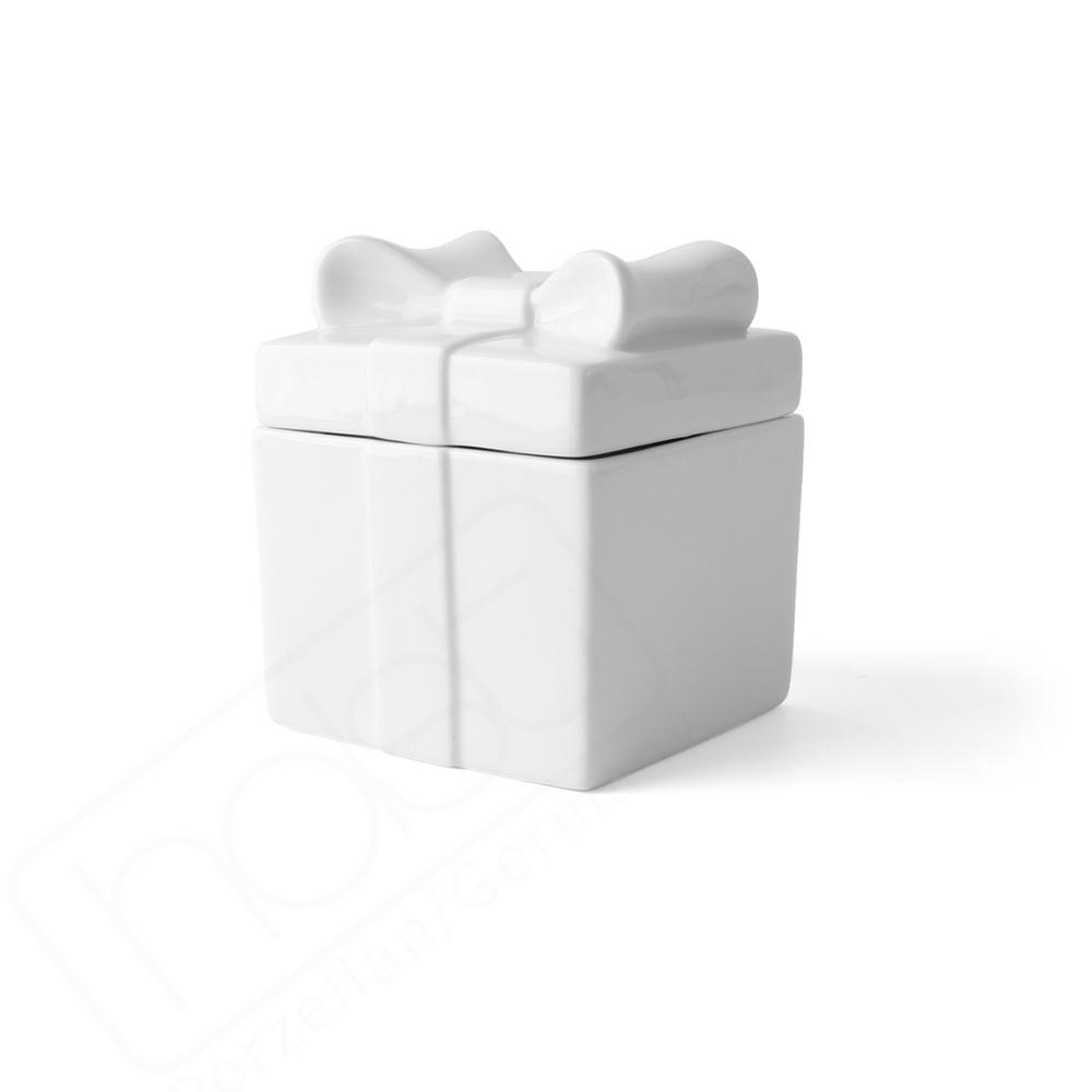 """Geschenkdose 10 x 10 cm """"Päckchen"""
