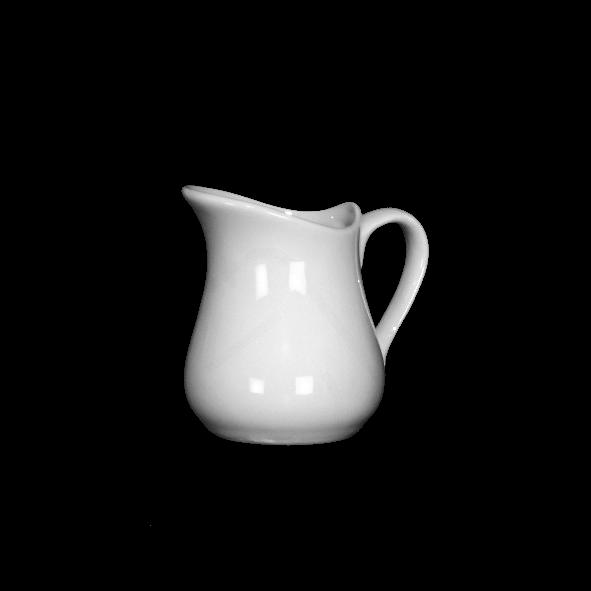 Porzellan Portionsgießer 0,08 l (**)