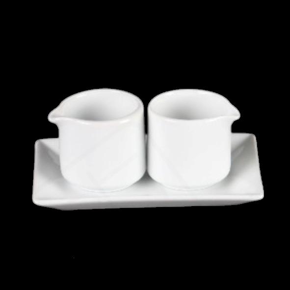 """Gießer 0,04 l """"Catering"""" Set 3-tlg. 13 x 8 cm"""