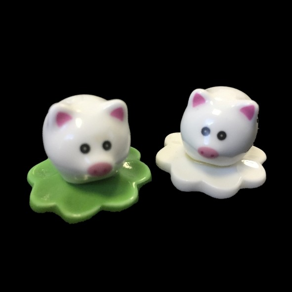 """Porzellanfigur Glücksschweinchen """"Lucky Pig"""""""