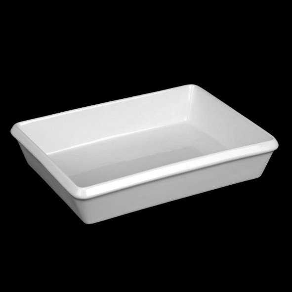 "Rectangular baking pan ""Gutshof"", 28 cm"
