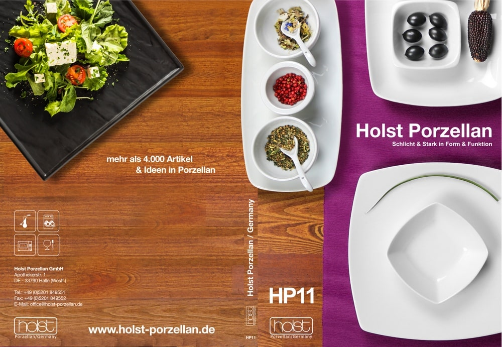 Holst Porzellan catalogue HP11