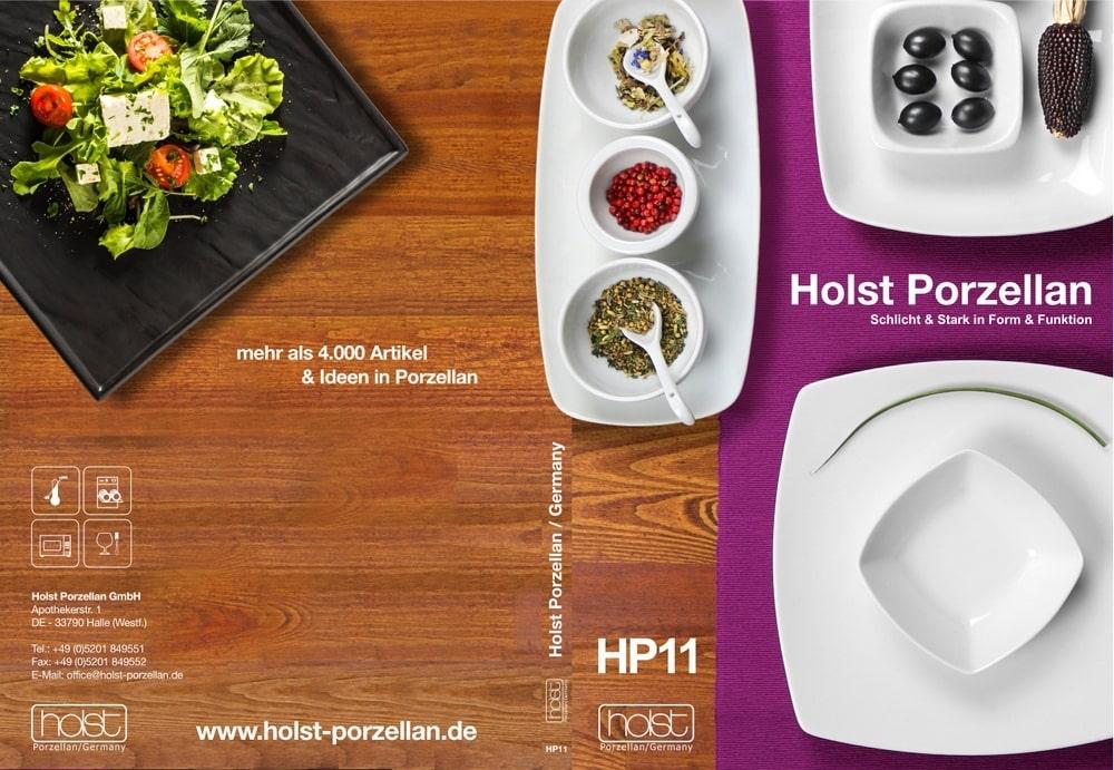 Holst Porzellan Gesamtkatalog HP11 (deutsch)