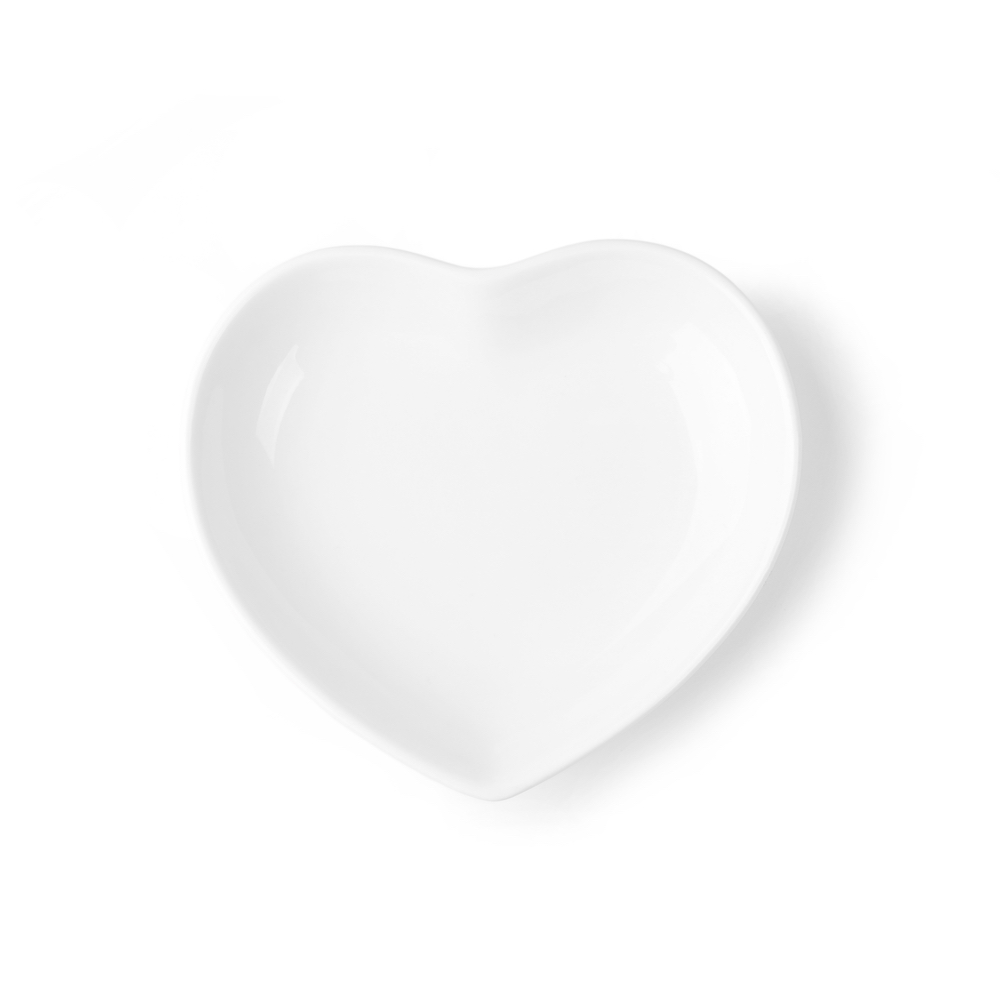 Heart shaped dish 15,0 cm