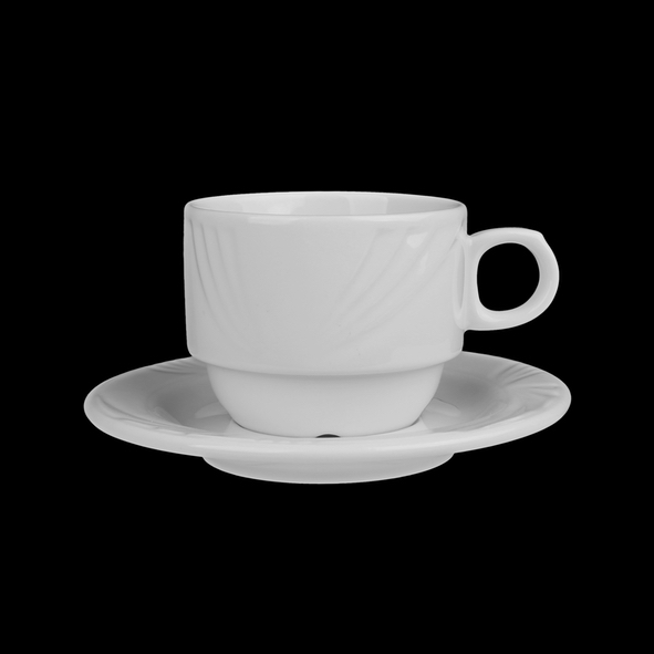 Coffee/Tea-Set ''Lubin'' 0,22 l with LUB 415
