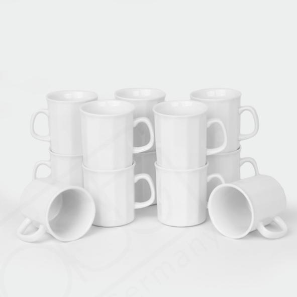 Special-offer-set 12-pcs. Mug ''Corner'' 0,28 l