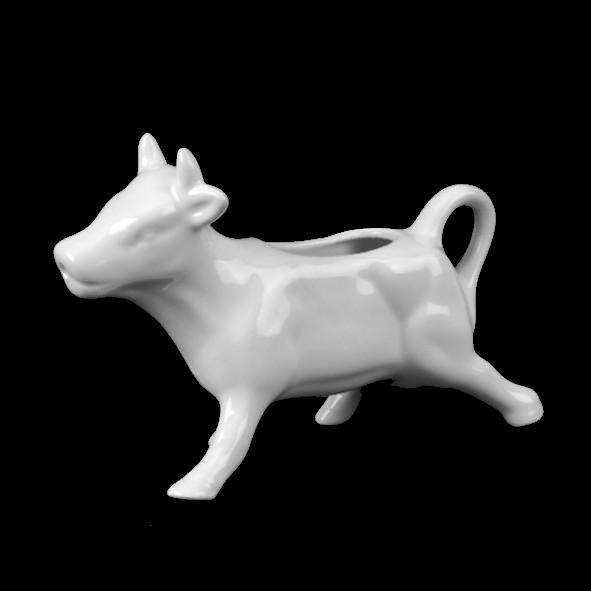 "Porzellanfigur ""Kuh"" 16 x 12 cm (**)"