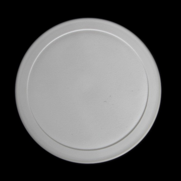 Plastic lid for  GVE 1631 040/1631 050, grey