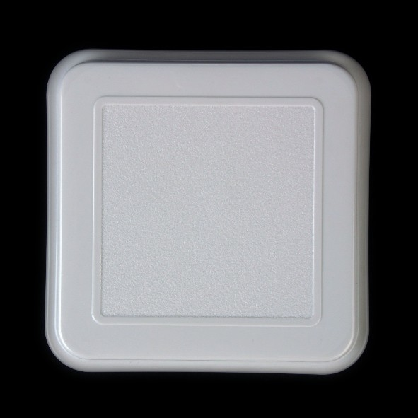 Plastic lid for GVS 1631 54/1631 13, grey