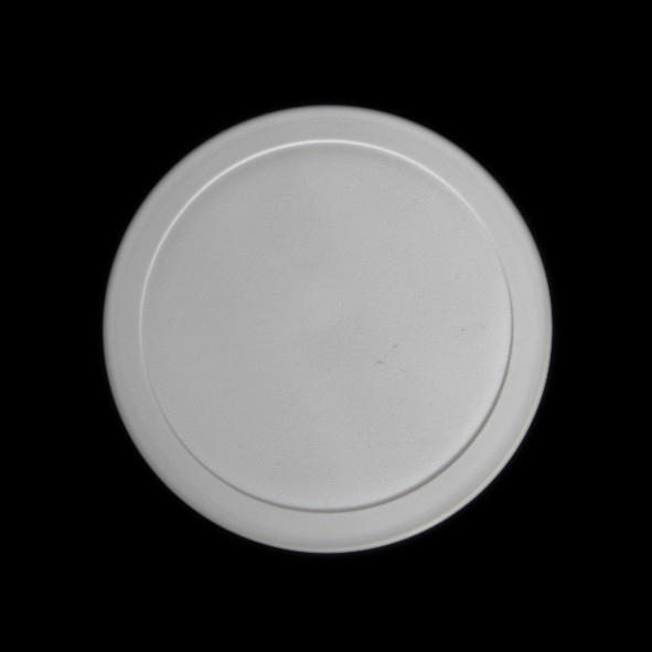 Plastic lid for GVR 012, grey