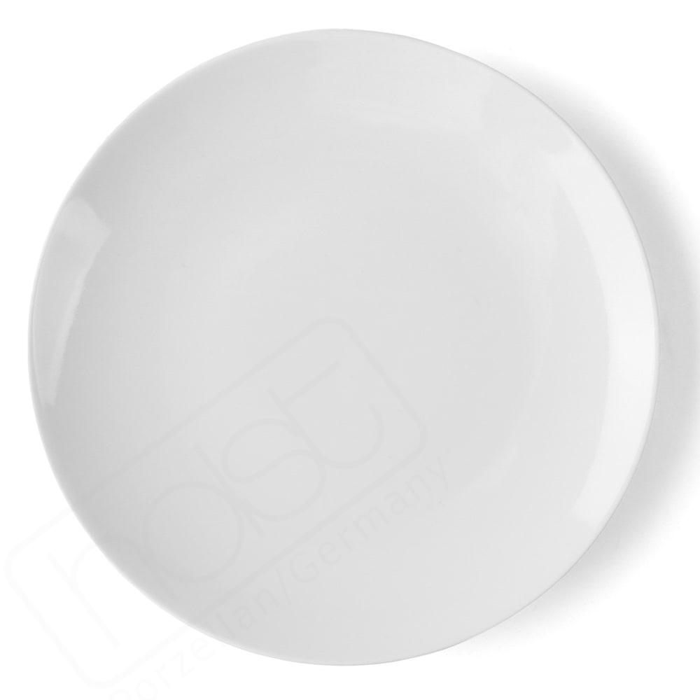 Plato de Porcelana plano 40 cm ''Maxima'' - 2a Calidad