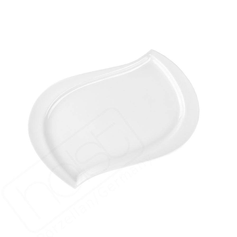 Platte S-Form 33 x 20 cm Form Sigma