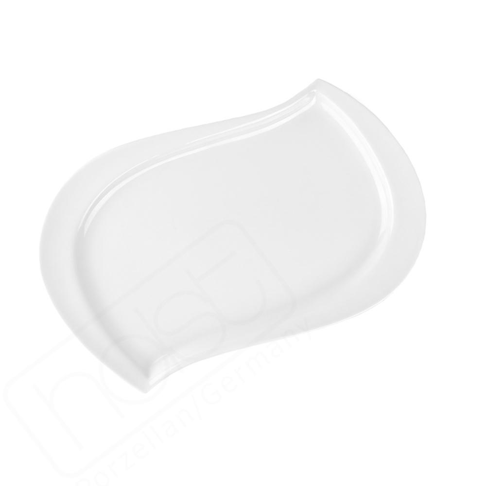 Plate S-Shape 39 cm