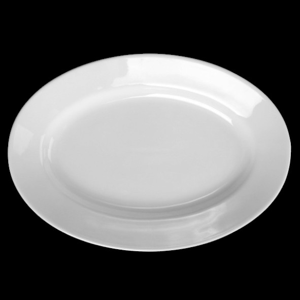 Oval platter ''Italiano'' 42 cm