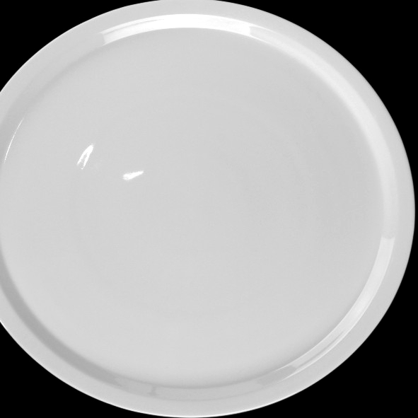 Round plate ''Top Class'' 36 cm