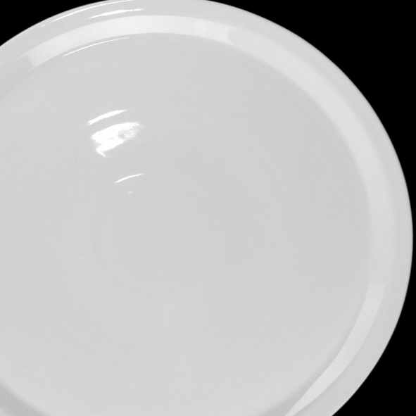 Round plate 40 cm - Second Choice (*)