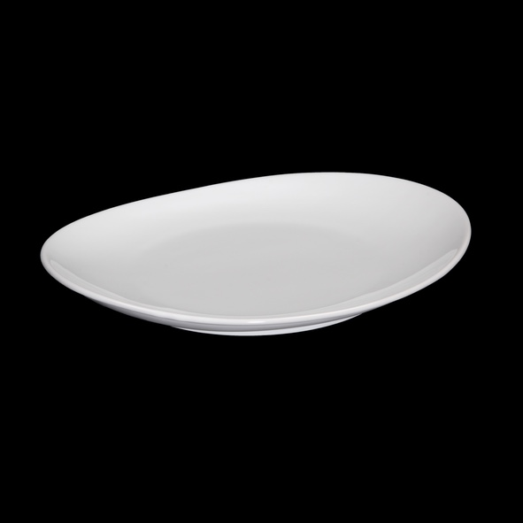 BBQ plate oval 30 cm