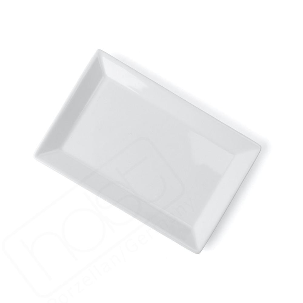 Square plate ''Hong Kong'' 20,0 x 13,0 cm
