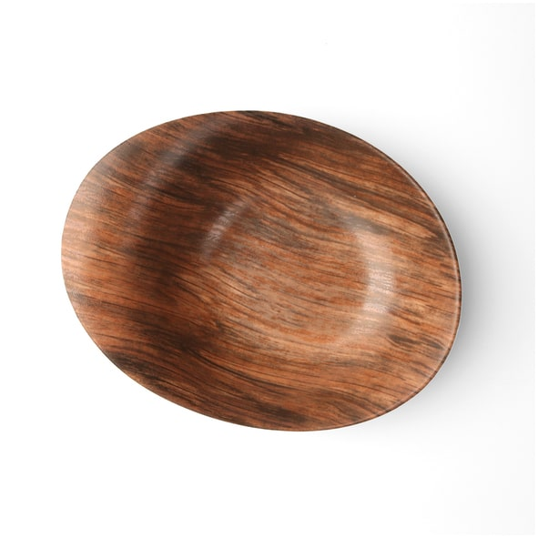 Bowl 26 x 20 cm ''Wood Design''