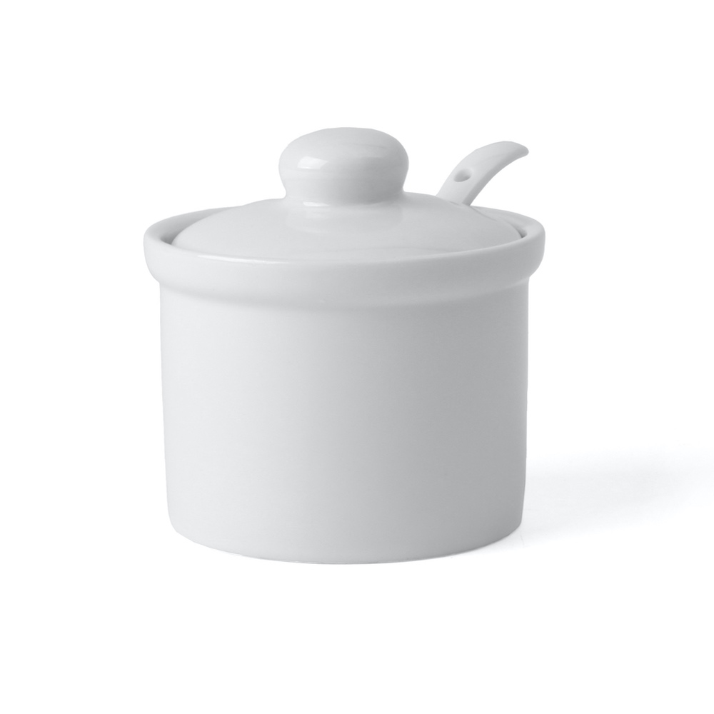 Jam pot with spoon 0,17l