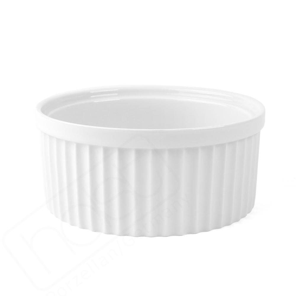 Bol de sopa de Porcelana diseño sopa grande 1,0 l