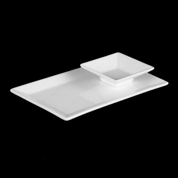 Reibekuchenset 2-tlg. 31,5 x 20,5 cm