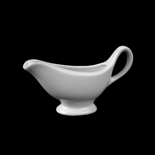 "Gravy boat ""Lukullus"" 0,33 l, second choice"