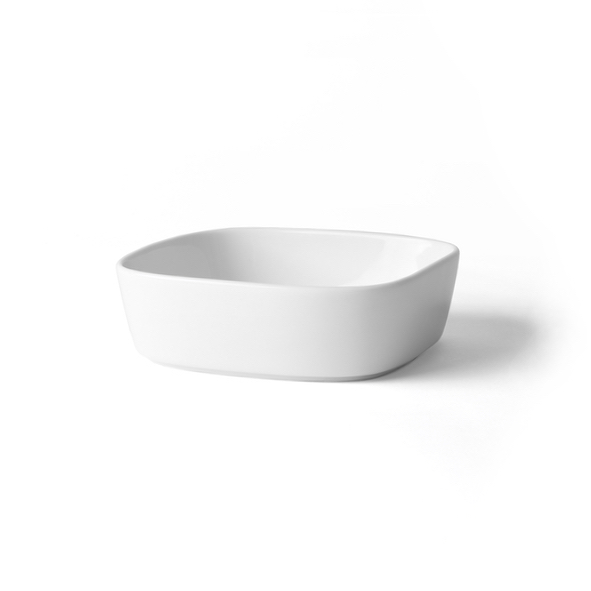 """High Alumina Schale 17 cm / 0,60 l """"Skagen"""" weiß"""