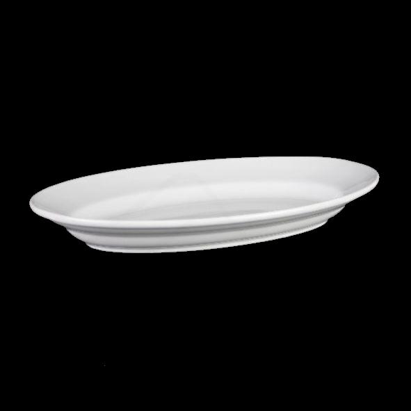"Platte oval 34 x 24 cm ""Italy"" tief (**)"