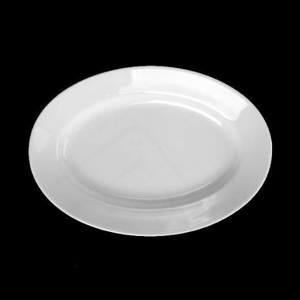Oval platter ''Italiano'' 35 cm