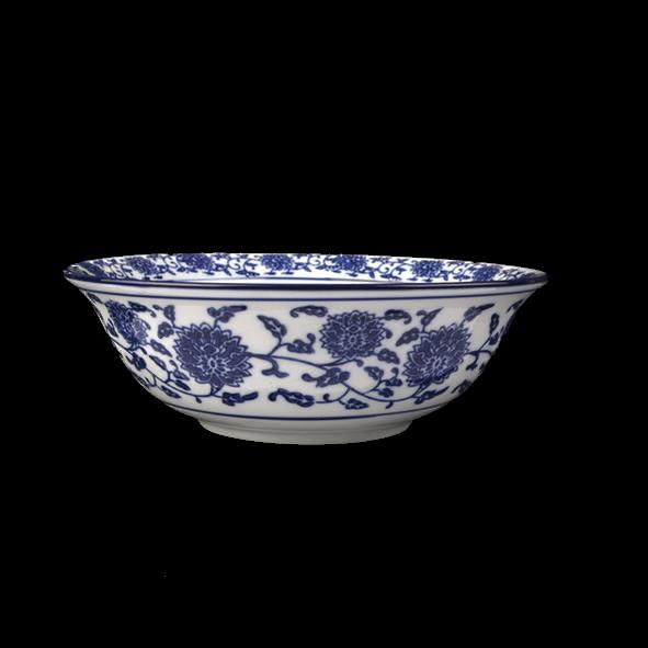 """Servierschale 20 cm """"Qing Hua Ci"""" (**)"""