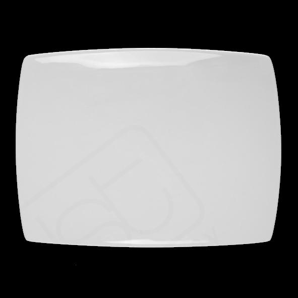 Rectangular plate 31 x 24 cm ''Fine Dining'' (**)