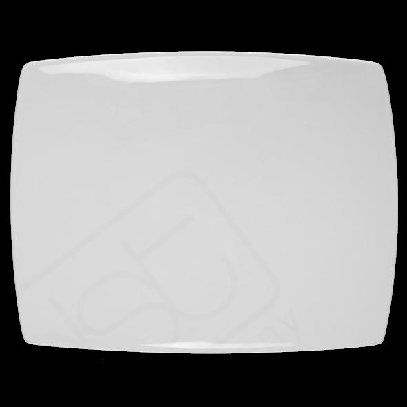 Rectangular plate 36 x 28 cm ''Fine Dining'' (**)