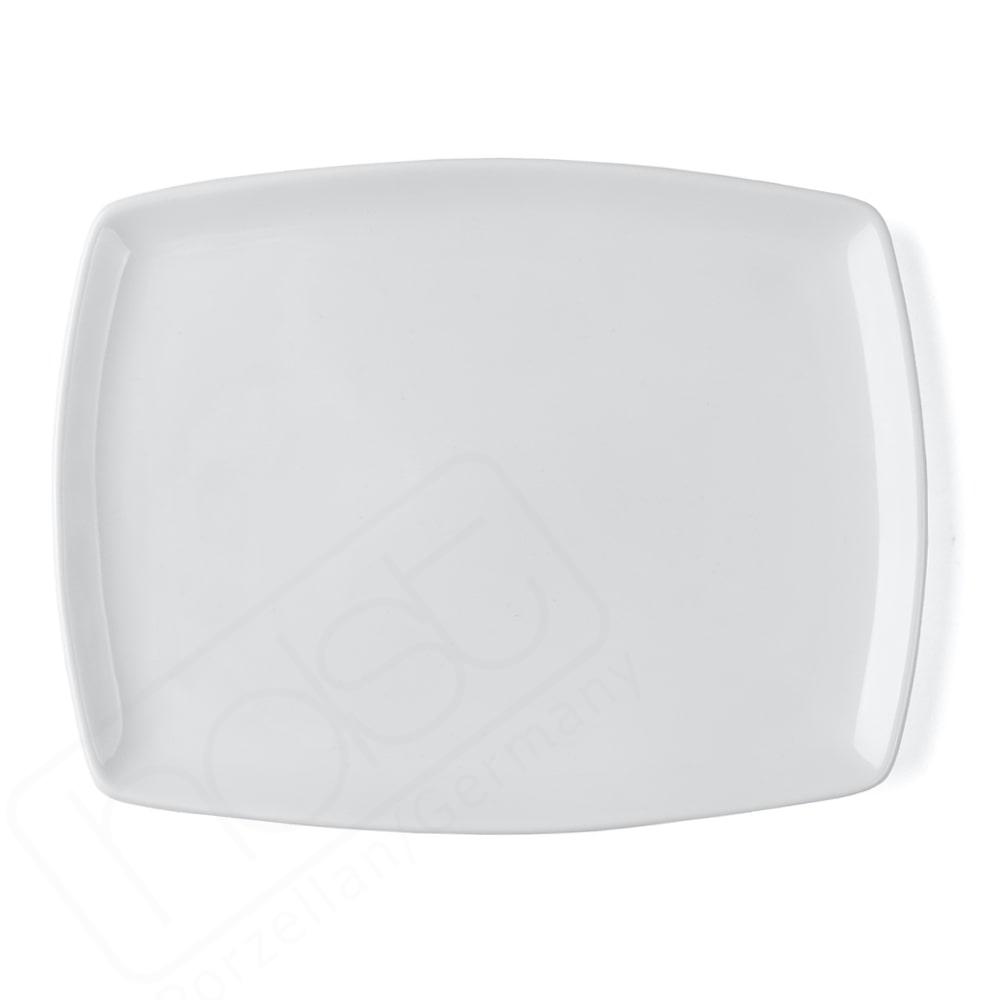 "High Alumina Speisenplatte 36 x 28 cm""Fine Dining"""