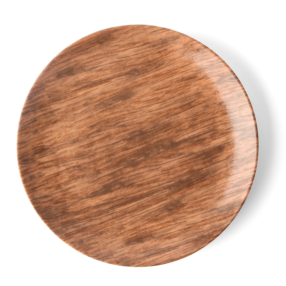 Dinner Plate 27 cm ''Wood Design''
