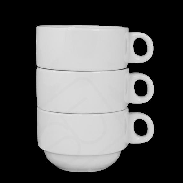 "Tee/Kaffeetasse ""Catering"" 0,18 l stapelbar"