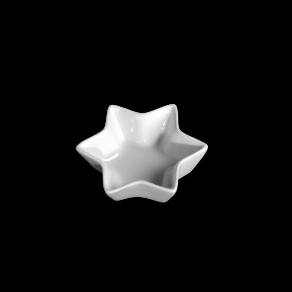 Star shaped bowl 9 cm