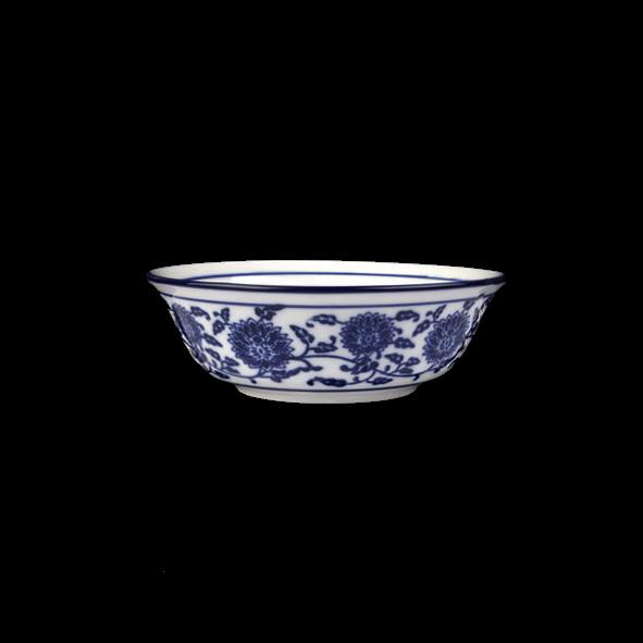 "Suppenschale 15 cm ""Qing Hua Ci"""