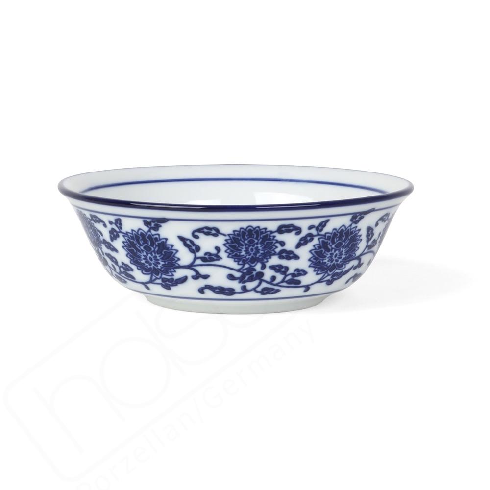 "Suppenschale 17 cm ""Qing Hua Ci"" (**)"