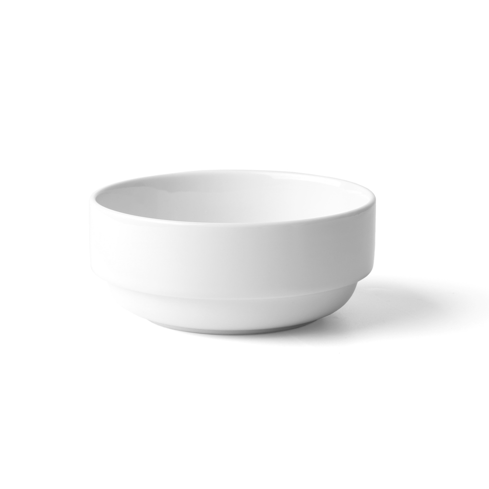 Round bowl 12 cm stackable