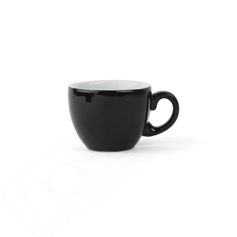 "Mokka/Espressotasse ""Palermo"" 0,10 l schwarz"