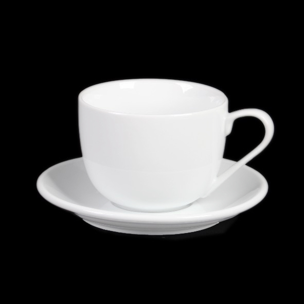 "Cup ""Emilia"" 0,25 l with Saucer UTA 2-pcs."