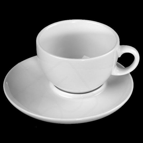 """Milchkaffee-Set """"Palermo"""" 0,35 l mit UTM 017 (**)"""