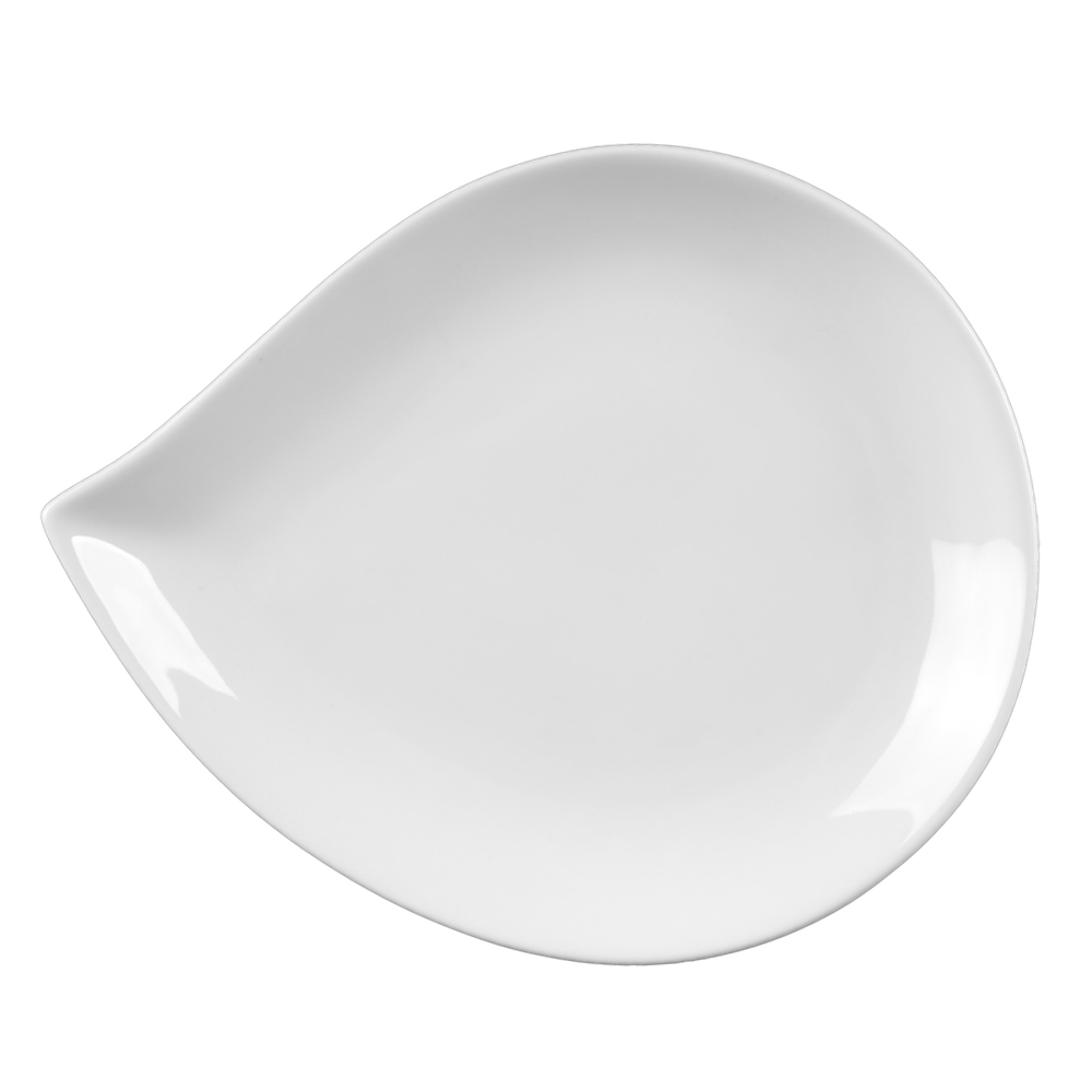 Plate Teardrops 30 cm