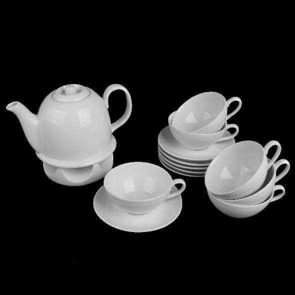 """Teeservice """"Tea Time"""" 14-tlg."""
