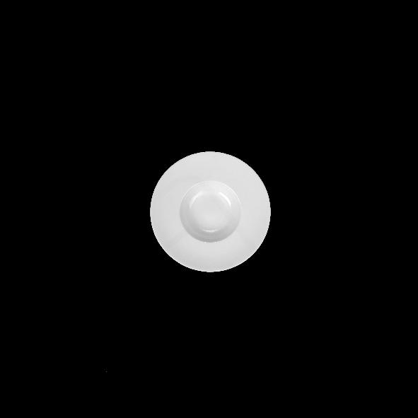 Plato des Porcelana profuno 10 cm ''Elegance''